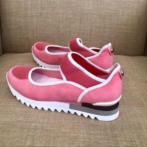 NEW AK SPORT slip on mary jane sneaker